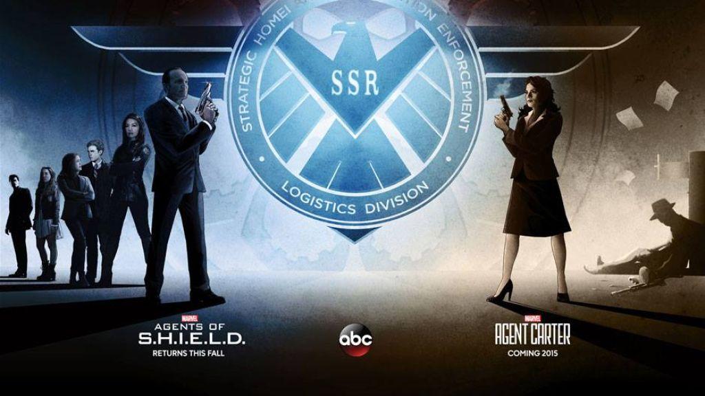 Новый постер сериала «Агент Картер»…