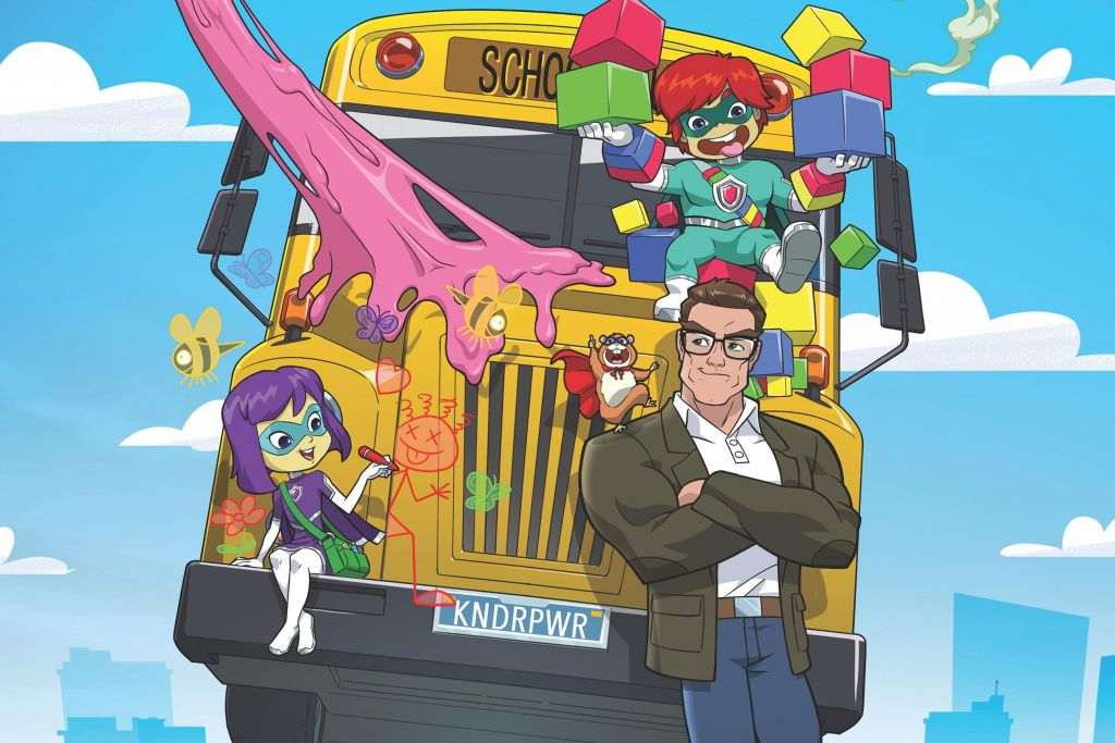 Арнольд Шварценеггер отправится в «Супергеройский детский сад» Стэна Ли