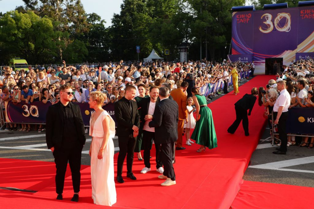 В Сочи открылся юбилейный 30-й «Кинотавр»