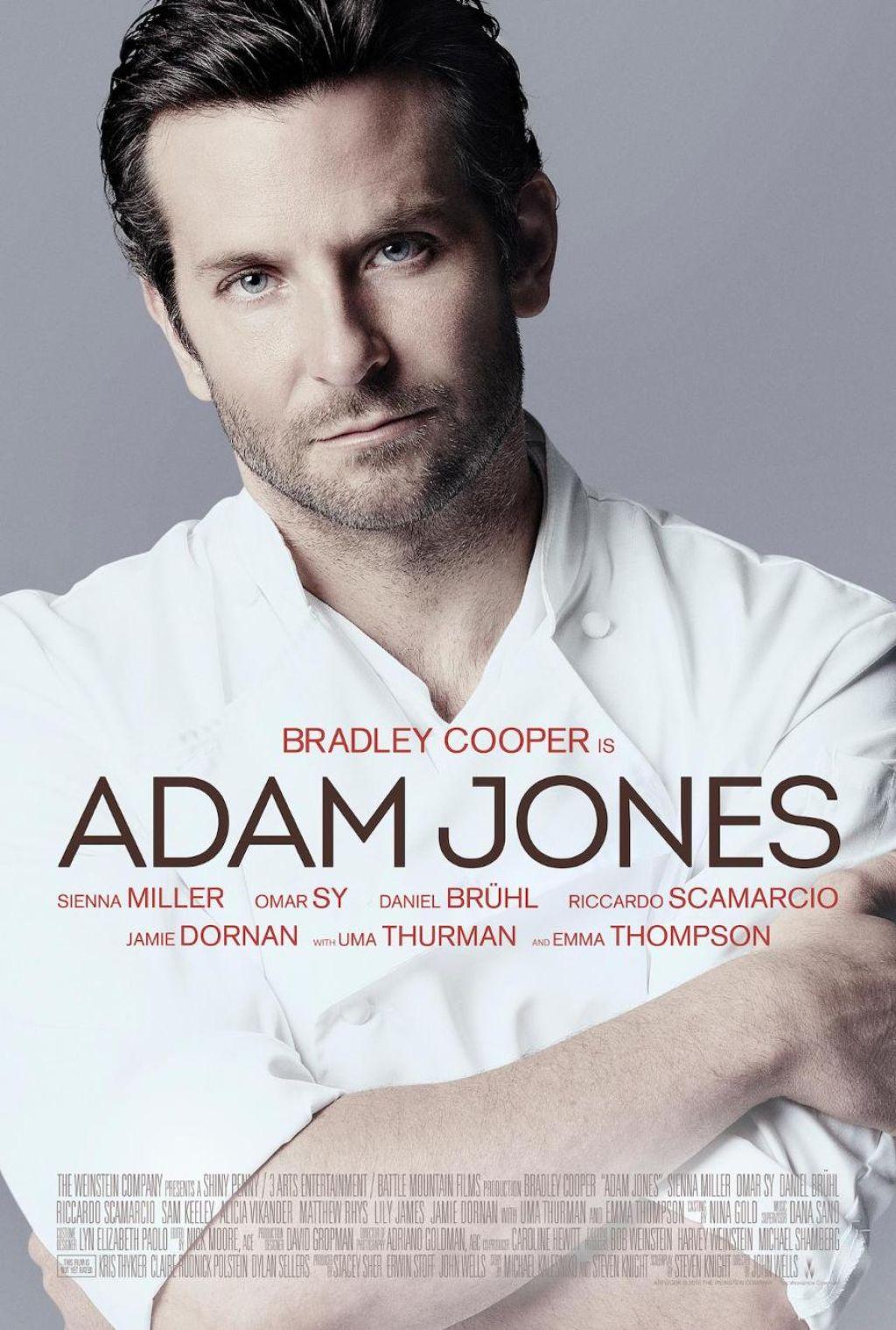 Постер комедии «Адам Джонс»
