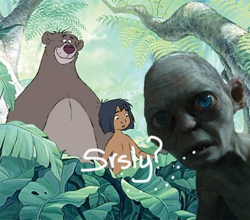 Режиссерский проект Энди Серкиса «Книга джунглей» полностью укомплектовал звериный актерский состав