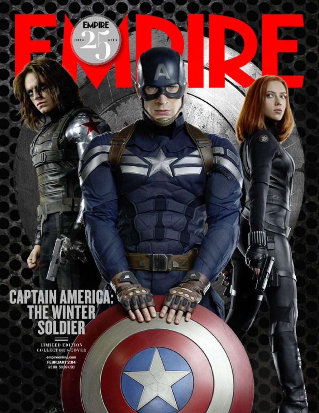 Капитан Америка покорил британских издателей