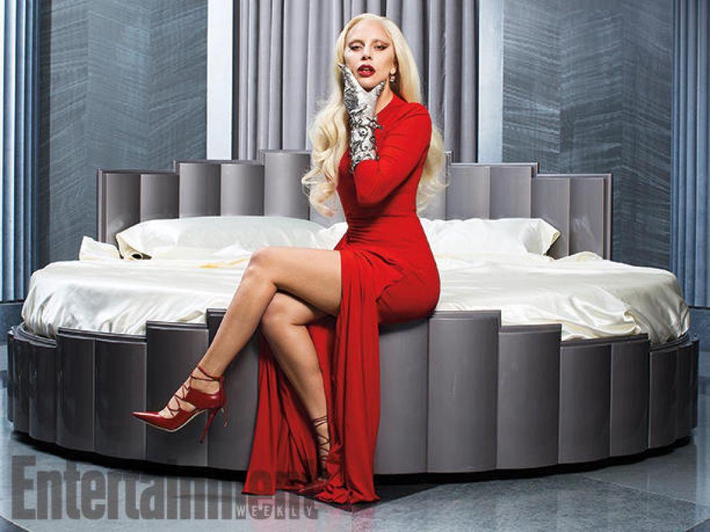 """Леди Гага в сериале """"Американская история ужасов"""""""