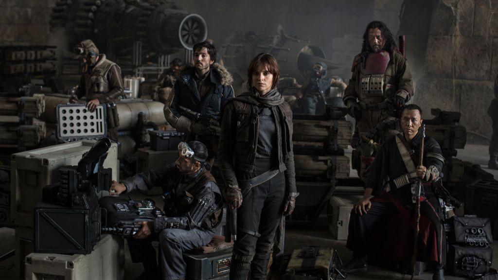 """""""Звездные войны"""" на выставке D23"""
