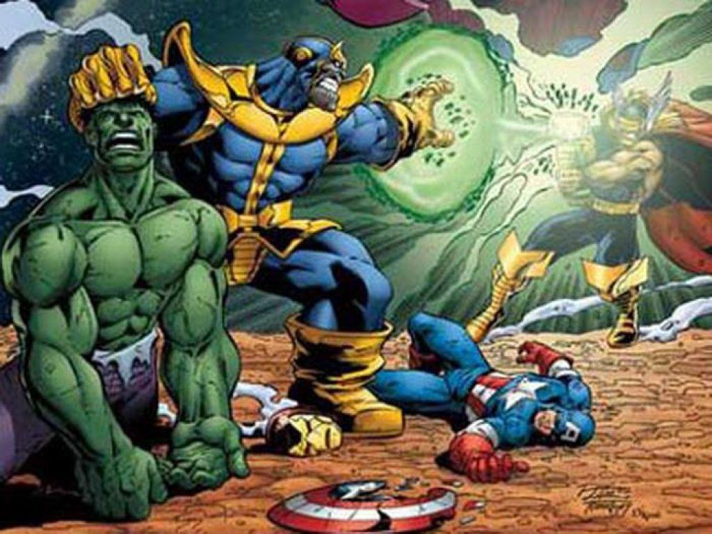 «Мстители» могут быть разделены на 2 фильма