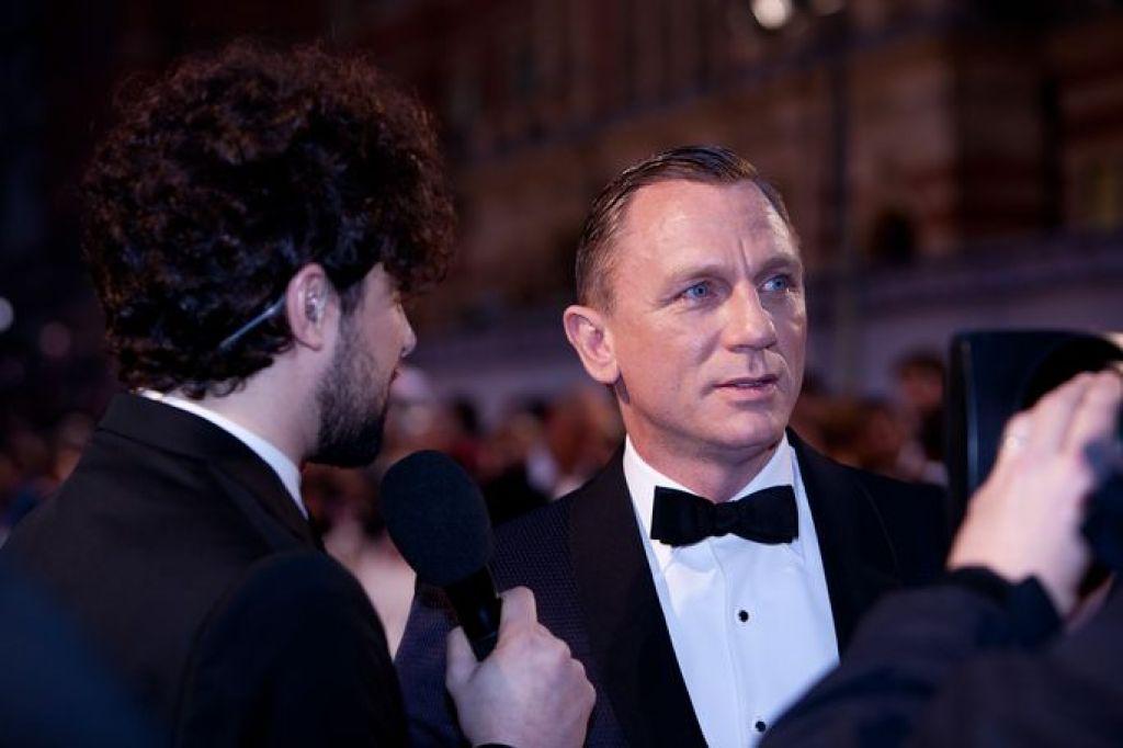 Премьера фильма «007: Координаты Скайфолл»