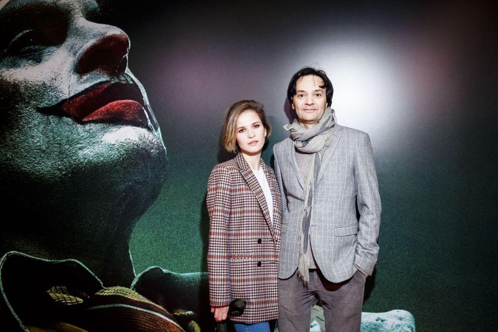 Премьера фильма «Джокер» в Москве
