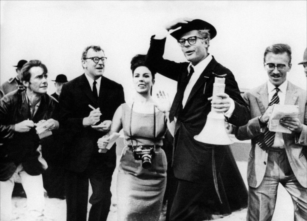 Восемь с половиной (1963) - Всё о фильме, отзывы, рецензии - смотреть видео онлайн на Film.ru