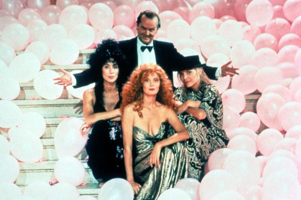 Иствикские ведьмы (1987) - Всё о фильме, отзывы, рецензии - смотреть видео  онлайн на Film.ru
