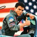 Том Круз на фото со съёмок второй части «Лучшего стрелка»