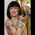 "Зачем Дьябло Коуди переколола татуировку накануне церемонии ""Оскар"""