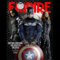 Мститель и Ко на обложке нового Empire