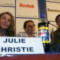Пресс-конференции Большого жюри XXVIII ММКФ и Чена Кайге