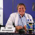 Пресс-конференция Жерара Депардье