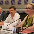 Пресс-конференция организаторов 29-го Московского Международного кинофестиваля