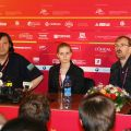 Пресс-конференция Эмира Кустурицы, посвященная фильму «Завет»