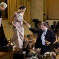 Торжественная церемония закрытия 19-го Открытого Российского кинофестиваля «Кинотавр»