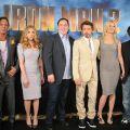 «Железный человек 2»: мировая премьера