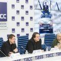 Пресс-конференция фильма Алексея Германа-мл. «Довлатов»