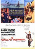"""Постер 3 из 23 из фильма """"На север через северо-запад"""" /North by Northwest/ (1959)"""