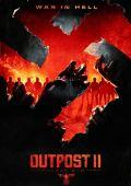 """Постер 2 из 3 из фильма """"Адский бункер: Черное Солнце"""" /Outpost: Black Sun/ (2012)"""
