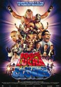 """Постер 1 из 1 из фильма """"100% контроль, мастер клонов"""" /100% lucha, el amo de los clones/ (2009)"""