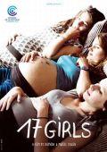 """Постер 4 из 4 из фильма """"17 девушек"""" /17 filles/ (2011)"""