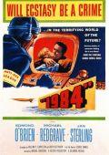 """Постер 1 из 1 из фильма """"1984"""" /1984/ (1956)"""