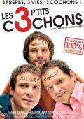 """Постер 1 из 3 из фильма """"3 похотливых поросенка"""" /Les 3 p'tits cochons/ (2007)"""