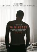 """Постер 1 из 1 из фильма """"90 минут"""" /90 minutter/ (2012)"""