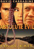 """Постер 1 из 1 из фильма """"Абсолютное зло"""" /Absolute Evil/ (2009)"""