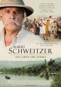 """Постер 1 из 1 из фильма """"Альберт Швейцер"""" /Albert Schweitzer/ (2009)"""