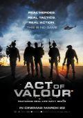 "Постер 2 из 8 из фильма ""Закон доблести"" /Act of Valor/ (2012)"