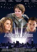 """Постер 2 из 6 из фильма """"Август Раш"""" /August Rush/ (2007)"""