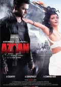 """Постер 1 из 2 из фильма """"Азаан"""" /Aazaan/ (2011)"""