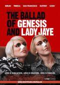 "Постер 1 из 2 из фильма ""Баллада о Дженезисе и Леди Джей"" /The Ballad of Genesis and Lady Jaye/ (2011)"