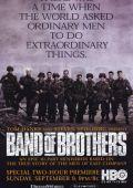 """Постер 5 из 8 из фильма """"Братья по оружию"""" /Band of Brothers/ (2001)"""