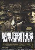 """Постер 6 из 8 из фильма """"Братья по оружию"""" /Band of Brothers/ (2001)"""