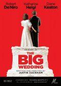 """Постер 2 из 7 из фильма """"Большая свадьба"""" /The Big Wedding/ (2013)"""