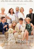 """Постер 5 из 7 из фильма """"Большая свадьба"""" /The Big Wedding/ (2013)"""