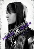 """Постер 5 из 7 из фильма """"Джастин Бибер: Никогда не говори никогда"""" /Justin Bieber: Never Say Never/ (2011)"""