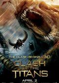 """Постер 2 из 9 из фильма """"Битва титанов"""" /Clash of the Titans/ (2010)"""