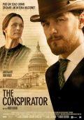 """Постер 3 из 5 из фильма """"Заговорщица"""" /The Conspirator/ (2010)"""