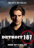 """Постер 1 из 1 из фильма """"187 Детройт"""" /Detroit 1-8-7/ (2010)"""
