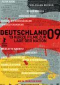 """Постер 1 из 1 из фильма """"Германия 09"""" /Deutschland 09 - 13 kurze Filme zur Lage der Nation/ (2009)"""