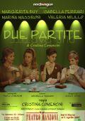 """Постер 1 из 2 из фильма """"Две партии"""" /Due partite/ (2009)"""