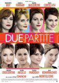 """Постер 2 из 2 из фильма """"Две партии"""" /Due partite/ (2009)"""