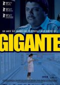 """Постер 2 из 3 из фильма """"Гигант"""" /Gigante/ (2009)"""