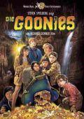 """Постер 2 из 4 из фильма """"Балбесы"""" /The Goonies/ (1985)"""