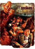 """Постер 3 из 4 из фильма """"Балбесы"""" /The Goonies/ (1985)"""
